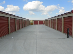 Jeff's Attic Secure Self Storage-Porter Rd