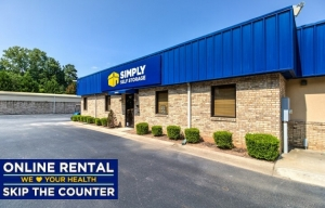 Image of Simply Self Storage - 6121 Spout Springs Road - Flowery Branch Facility at 6121 Spout Springs Road  Flowery Branch, GA