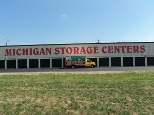 Image of Michigan Storage Centers - Grand River Facility on 39000 Grand River Avenue  in Farmington, MI - View 2