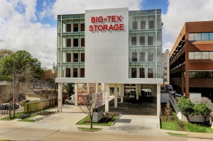 Image of Big Tex Storage Houston Facility on 3202 Weslayan Street  in Houston, TX - View 3