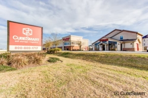 Image of CubeSmart Self Storage - Humble - 9722 North Sam Houston Parkway East Facility at 9722 North Sam Houston Parkway East  Humble, TX