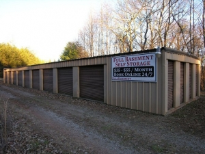 FullBasement Self Storage Dahlonega