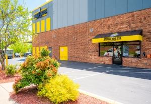 Image of Storage King USA - 017 - Raleigh, NC - Hubert St Facility at 315 Hubert Street  Raleigh, NC