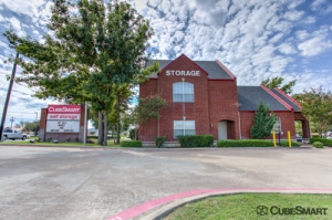 Image of CubeSmart Self Storage - Fort Worth - 3969 Boat Club Rd Facility at 3969 Boat Club Rd  Fort Worth, TX