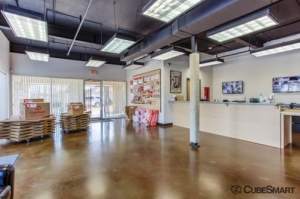 Image of CubeSmart Self Storage - Fort Worth - 7201 North Fwy Facility on 7201 North Fwy  in Fort Worth, TX - View 2