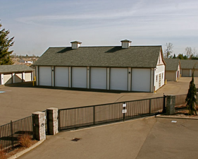 Photo of Burnett Center Storage