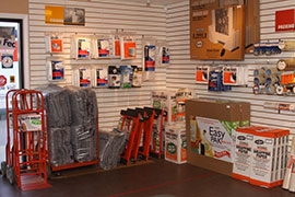 Image of America's Budget Storage Facility on 40671 Joy Rd  in Canton, MI - View 3