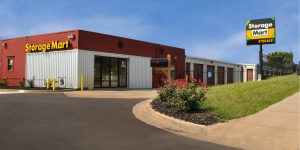 Image of StorageMart - Hwy 40 & Kendall Drive Facility at 16855 E Us Highway 40  Independence, MO