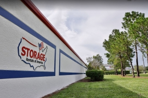Image of Storage Rentals of America - Riverview Facility at 13414 Lincoln Road  Riverview, FL