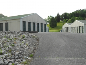 Image of Storage Rentals of America - Ashland Facility on 6800 Midland Trail Road  in Ashland, KY - View 4