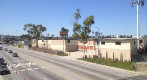 Image of Crenshaw Self Storage Facility on 6725 Crenshaw Boulevard  in Los Angeles, CA - View 2
