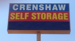 Image of Crenshaw Self Storage Facility on 6725 Crenshaw Boulevard  in Los Angeles, CA - View 3
