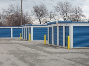 Image of Storage of America - 62nd Facility on 4225 W 62nd St  in Indianapolis, IN - View 2