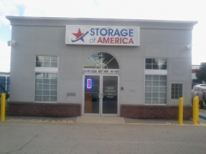 Image of Storage of America - 62nd Facility at 4225 W 62nd St  Indianapolis, IN
