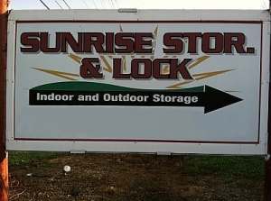 Photo of Sunrise Stor & Lock