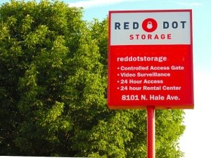 Red Dot Storage - North Hale Avenue