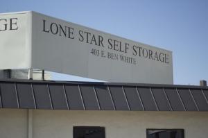 Image of Lone Star Self Storage Facility at 403 E Ben White Blvd  Austin, TX