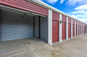 Image of Devon Self Storage - Fort Worth Facility on 7400 Blue Mound Rd  in Fort Worth, TX - View 4