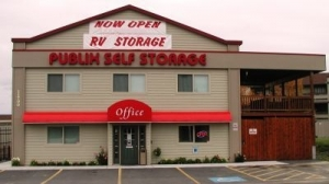 Publix Self Storage - Eagle River