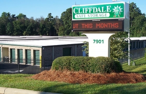 Photo of Cliffdale Safe Storage