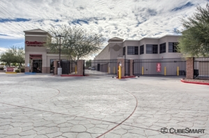 Image of CubeSmart Self Storage - Peoria - 14800 North 83rd Avenue Facility at 14800 North 83rd Avenue  Peoria, AZ
