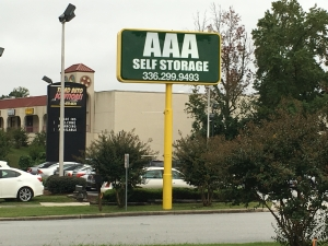 AAA Self Storage - Greensboro - W Market St.