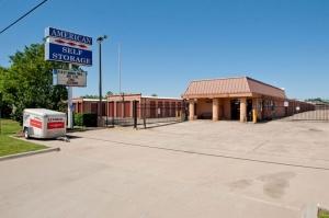 Image of American Self Storage - S Morgan Rd Facility at 1221 S Morgan Rd  Oklahoma City, OK