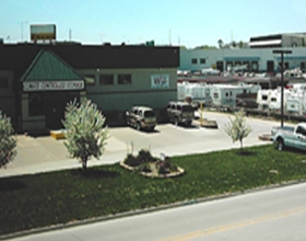 Image of South Pacific Storage - Giles Facility on 13401 Giles Road  in Omaha, NE - View 2