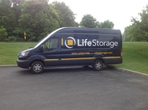 Image of Life Storage - Camillus Facility on 104 Bennett Road  in Camillus, NY - View 4