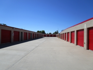 Image of Mesa Secure Storage and U-Haul Facility on 2253 East University Drive  in Mesa, AZ - View 2