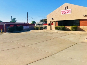 Image of Mesa Secure Storage and U-Haul Facility at 2253 East University Drive  Mesa, AZ