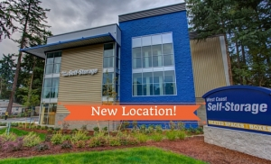 West Coast Self-Storage Lake Oswego