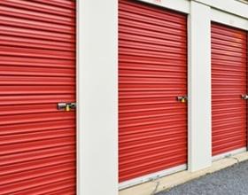 Red Door Storage