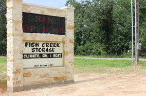 Image of Fish Creek Storage Facility on 1857 Mccaleb Road  in Montgomery, TX - View 4