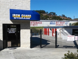Iron Guard Storage - Canyon Lake