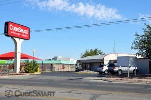 Picture of CubeSmart Self Storage - El Paso - 1500 Lomaland Dr