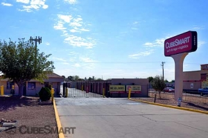 Picture of CubeSmart Self Storage - El Paso - 10642 Montana Ave