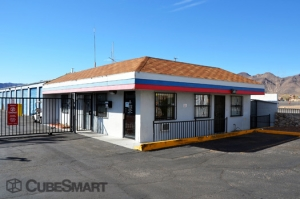 CubeSmart Self Storage - El Paso - 9447 Diana Dr - Photo 2