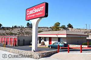CubeSmart Self Storage - El Paso - 5201 N Mesa St - Photo 1