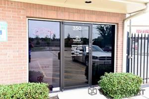 Image of CubeSmart Self Storage - Houston - 350 West Rankin Road Facility on 350 West Rankin Road  in Houston, TX - View 2