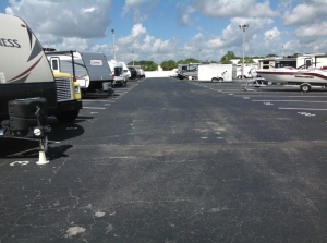 Image of Life Storage - Palm Bay Facility on 2465 Palm Bay Road Northeast  in Palm Bay, FL - View 2