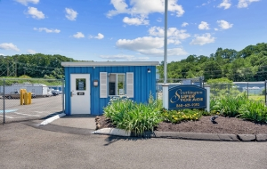 Image of Southington Super Storage Facility on 493 Old Turnpike Rd  in Plantsville, CT - View 2
