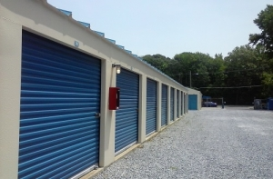 A Safe Keeping Self Storage - Bayshore