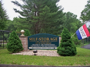 Self Storage of Cheshire