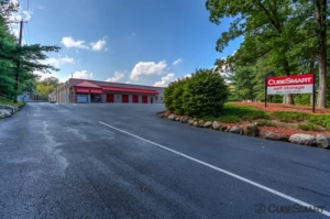 Image of CubeSmart Self Storage - Roseland Facility at 465 Eagle Rock Avenue  Roseland, NJ
