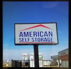 American Self Storage - North Harrison Street
