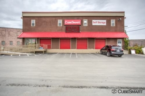 Image of CubeSmart Self Storage - Lawrence Facility at 51 South Canal Street  Lawrence, MA