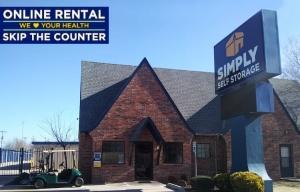 Image of Simply Self Storage - 8200 North Western Avenue - Oklahoma City Facility at 8200 North Western Avenue  Oklahoma City, OK