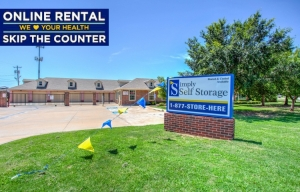 Simply Self Storage - 2900 NW Grand Boulevard - Nichols Hills - Photo 1