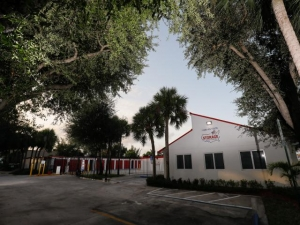 Image of Storage Rentals of America - Palm Beach Gardens Facility at 7000 North Military Trail  Palm Beach Gardens, FL
